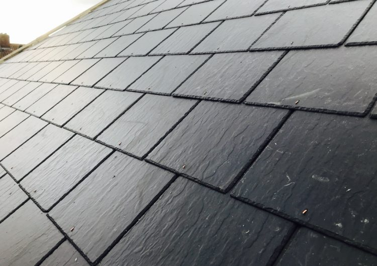 Why Is Slate Used For Roof Tiles Raynes Roofing