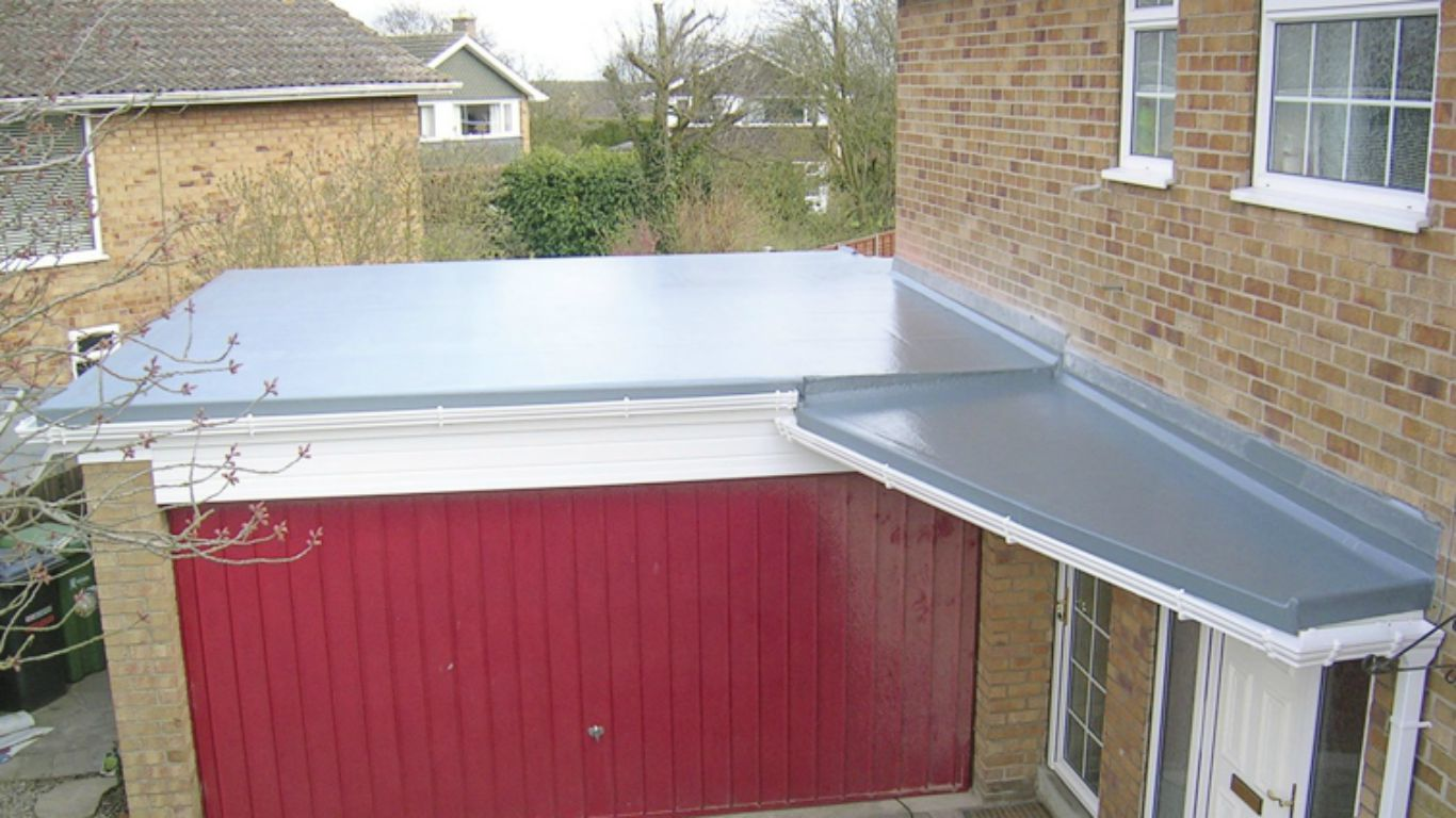 Fibreglass Roofing Surrey | Raynes Roofing